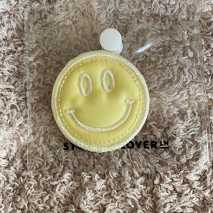 Stoney Clover Puffy Smiley Face Patch